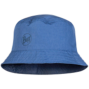 Панама Buff Travel Bucket Hat Rinmann Blue