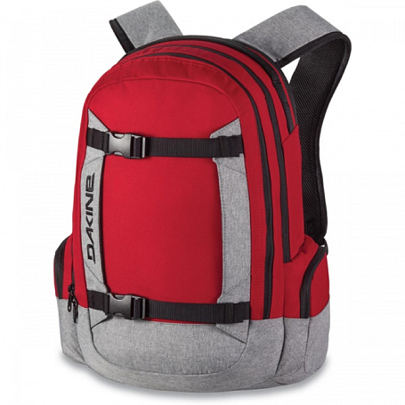 Купить Рюкзак DAKINE MISSION 25L RED Рюкзаки универсальные 1333245