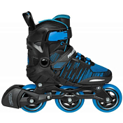 Роликовые коньки Powerslide 2021 Galaxy Boys Black/Blue