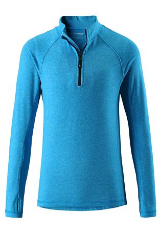 Купить Джемпер горнолыжный Reima 2017-18 Sly Blue Детская одежда 1351800