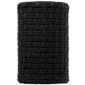 Шарф Buff Knitted & Fleece Neckwarmer Airon Black