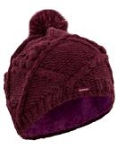 ШапкаГоловные уборы<br>Классическая шапка с пумпоном из бабушкиного гардероба.<br>Состав: 100% акрил.