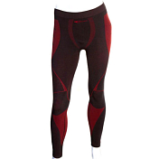 Брюки Accapi polar bear seamless TROUSERS MAN black / red