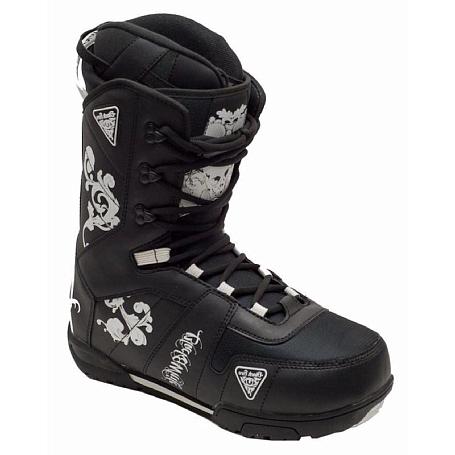 Купить Ботинки для сноуборда Black Fire 2014-15 B&W 1125682