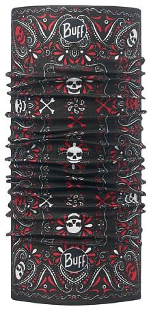 Купить Бандана BUFF Original Buff DEADCASH BLACK-BLACK-Standard Банданы и шарфы ® 1227815