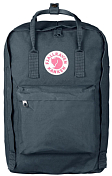 "Рюкзак FjallRaven 2020-21 Kanken Laptop 17"" Graphite"