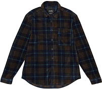 Рубашка для активного отдыха BILLABONG 2020 Furnace Flannel Navy