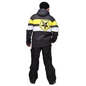 Куртка сноубордическая SESSIONS 2011-12 Player 2-in-1 Jacket 140 Heavy Grey