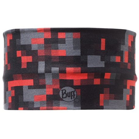 Купить Повязка BUFF HEADBAND BIFF RED Банданы и шарфы Buff ® 1041766