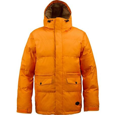 Купить Куртка сноубордическая BURTON 2013-14 MB SWAGGER PUFFY JK SAFETY ORANGE Одежда 1021640