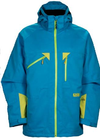 Купить Куртка сноубордическая EIRA 2013-14 PROGRAM I LOYALTY JACKET 20K Glacier Blue Одежда 1022915