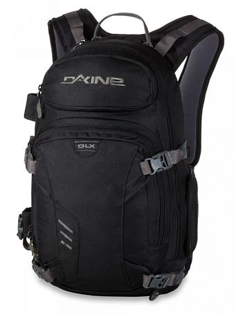 Купить Рюкзак для г.л. ботинок DAKINE 2014-15 Heli Pro DLX 20L BLACK Рюкзаки фрирайда 1143150