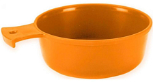 Кружка-миска Wildo Kasa Bowl 0,35L orange new