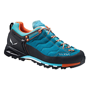 Ботинки Для Альпинизма Salewa Alpine Approach WS Mtn Trainer Gtx Venom/tigerlilly /