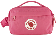 Сумка поясная FjallRaven 2020-21 Kanken Hip Pack Flamingo Pink