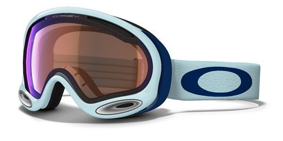 Очки горнолыжные Oakley AFRAME 2.0 STERLING BLUE BLUE IRIDIUM
