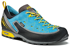 Ботинки для треккинга (Backpacking) Asolo Apex Gv ML Donkey/Cyan Blue