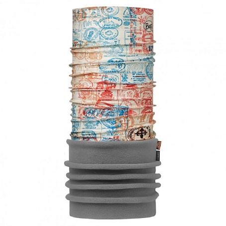 Купить Бандана BUFF CAMINO DE SANTIAGO POLAR CREDENCIAL MULTI / FLINT Банданы и шарфы Buff ® 1263766