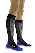 Носки X-bionic 2016-17 X-socks Ski Discovery Junior A094 / Голубой