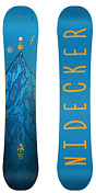 Сноуборд NIDECKER MAGIC JUNIOR 2016-17