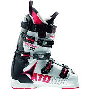 Горнолыжные ботинкиГорнoлыжные ботинки<br>Измененный Atomic Redster Pro 130 приносит победную технологию с Кубка мира на все трассы. Это идеальная модель для спортсмена-любителя и для каждого серьезного лыжника-универсала, которым нужны качественные ботинки с фирменной узкой посадкой и индивидуальной подгонкой.<br>Характеристики<br><br>CерияRedster Pro<br>НазначениеСпортивные<br>Индекс жесткости130<br>Ширина колодки98<br>Особенности<br><br>Atomic усовершенствовали эту модель, добавив внутренний ботинок Platinum и внедрив уникальную технологию Memory Fit, так что теперь в вашем распоряжении абсолютно индивидуальные наружный ботинок, голенище и внутренний ботинок, адаптируемые буквально за считанные минуты. Обладающий высочайшими рабочими качествами, с ультражесткой вставкой Carbon Spine для идеальной передачи энергии – карбон в шесть раз жестче обычного пластика, и отзывчивость ботинка резко увеличена. Так что вы можете резать точные и агрессивные дуги, при этом ощущение снега и склона просто потрясающее. Поставляется со вставкой средней жесткости Flex Frame, но вы можете купить дополнительно мягкую или жесткую вставку и точно подобрать чувствительность подошвы.<br>Внутренний ботинок Platinum.<br>Жесткость ботинка - 130.<br>Двойной ремень 55 мм RS Dual.<br>Клипса RSX 7000.<br>Регулируемое голенище 0 мм.<br>Memory Fit<br>Новый шаг в технологии индивидуальной термоформовки ботинок по ноге горнолыжника. Позволяет сформовать как внешний так и внутренний ботинки индивидуально по ноге катающегося за считанные минуты.<br><br>Carbon Spine<br>Усиленные карбоном зоны в нижней части ботинка и голенище ускоряют реакцию ботинок на управляющее воздействие и обеспечивают максимальную энергопередачу и поддержку для мощного и динамичного катания без снижения высокого уровня чувствительности передней части ботинок.<br><br>Пол: Унисекс<br>Возраст: Взрослый