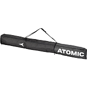 Чехол для беговых лыж Atomic Nordic ski bag 3 pairs Black/Black