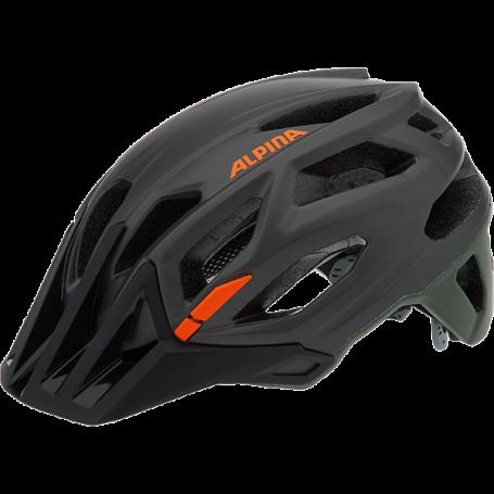 Купить Летний шлем Alpina Enduro Garbanzo black-olive-orange, Шлемы велосипедные, 1179839