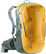 Рюкзак Deuter 2020 Trans Alpine 30 Curry/Ivy