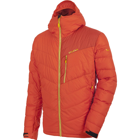 Куртка туристическая Salewa Mountaineering ORTLES DWN M JKT terracotta/1730/2250