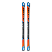Горные лыжи BLIZZARD 2015-16 Gs Fis-Racing (Flat+Plate) Orange/Black/Blue