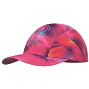 Кепка Buff Pro Run Cap Patterned R-Shining Pink