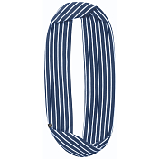 Шарф Buff COTTON INFINITY DENIM STRIPES