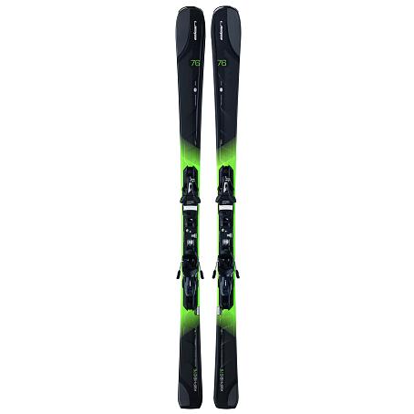 Купить Горные лыжи с креплениями Elan 2015-16 AMPHIBIO 76 F EL 10.0 /, лыжи, 1157072
