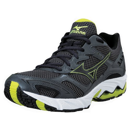 Беговые кроссовки элит Mizuno 2013 Wave Endeavor 2 DkShadow/Ancite/LmePunch