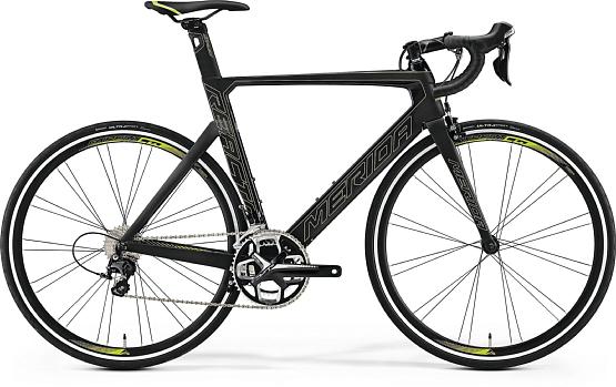 Купить Велосипед MERIDA Reacto 4000 2017 Matt UD - Green, Шоссейные, 1331253