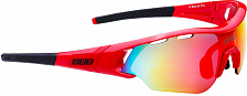 Очки солнцезащитные BBB 2018 Summit Glossy Red/Red MLC+Yellow+Clear Brille