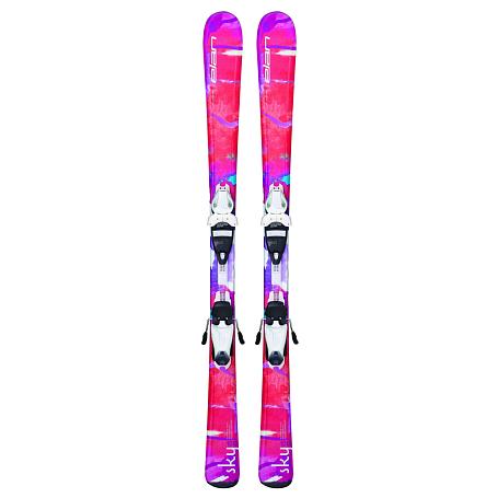 Купить Горные лыжи с креплениями Elan 2015-16 SKY QT EL 4.5 (110-120), лыжи, 1195954