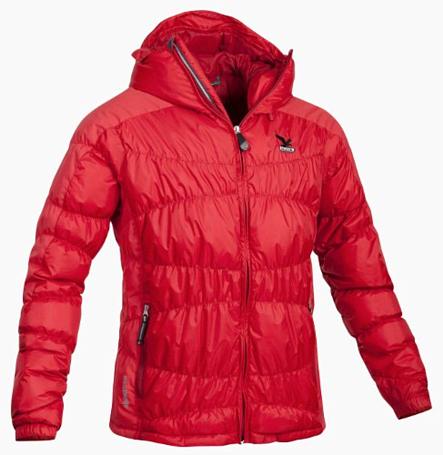 Купить Куртка туристическая Salewa AlpineXtrem CALEO PTX/DWN JKT red Одежда 833324