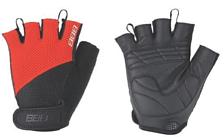 Перчатки велосипедныеЛегкие летние перчатки &amp;nbsp;для спортивного катания на горных велосипедах<br> <br> -тыльная сторона изготовлена из сетчатого материала&amp;nbsp;<br> -на ладони - искусственная кожа Serino с мягкими гелевыми вставками, гасящими вибрации от руля<br> -на запястьях перчатки фиксируются застежками велькро (система WristLock)<br> -между пальцами предусмотрены специальные петли, чтобы быстро снять перчатки&amp;nbsp;<br> -в области большого пальца есть специальная вставка для стирания пота и влаги<br><br>Пол: Унисекс<br>Возраст: Взрослый<br>Вид: рубашка