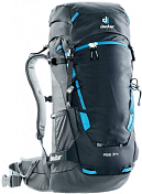 Рюкзак Deuter Rise 34+ black-graphite