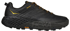 Беговые кроссовки Hoka Speedgoat 4 gtx Anthracite/Dark gull grey