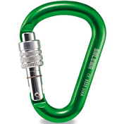 Карабин Salewa Carabiners HMS SCREW G2 SMALL CARABINER Green