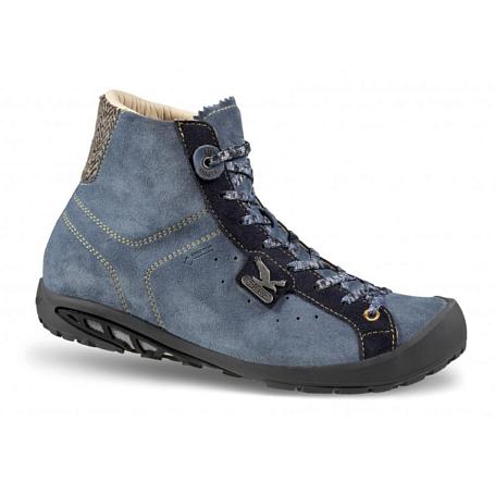 Купить Ботинки городские (высокие) Salewa Alpine Life WS ROSENGARTEN GTX Iceland/Loganberry, Обувь для города, 1090419