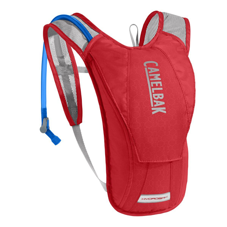 Купить Рюкзак CamelBak HydroBak 1,5 рез. 50 oz (1,5L) Racing Red/Silver Велорюкзаки 1339045