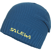 Шапка Salewa Alpine Headgear CLIMBING CO BEANIE reef /