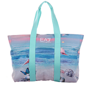Сумка Ea7 Emporio Armani 2016 Women's Bag Bianco ST Mare