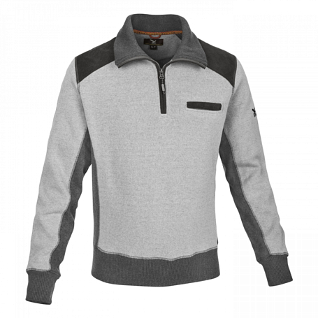 Жакет для активного отдыха Salewa ALPINE LIFE MEN RA STUA WO M PULLI M stripe steel/smoke