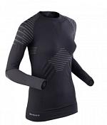 Футболка X-bionic 2016-17 Lady Invent UW Shirt LG SL B014 / Черный