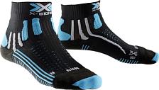 Носки X-bionic 2016-17 Effektor Running Short Lady B116 / Черный