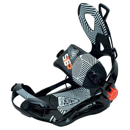 Купить Сноуборд крепления Black Fire 2014-15 Step FT Lux 1125642